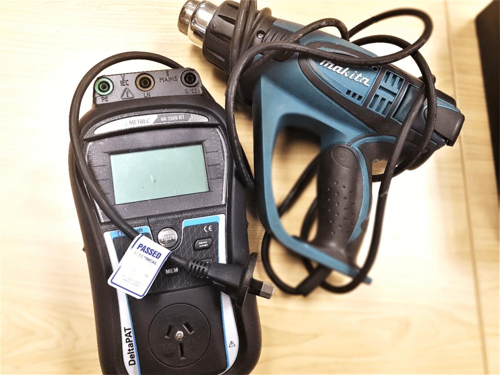 PAT Appliance Testing Equipment