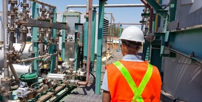 How to get a job in oil and gas as an electrician